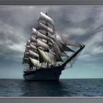 Ученые расскрыли суть сказания о фрегате «Летучий Голландец»
