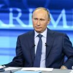 Путин считает невозможным ограничивать свободу общения в глобальной сети