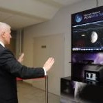 В Московском планетарии появился WorldWide Telescope от Microsoft