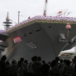 ТОП-10 самых мощных кораблей