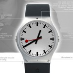 Стивен Олмстед показал концепт умных часов iWatch