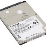 Toshiba показала ультратонкий жесткий диск на форм-факторе 2.5