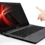 Японская фирма представила бюджетный ноутбук