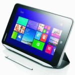Lenovo представил новый планшет, который работает на Windows 8.1