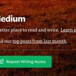 Блоговая площадка Medium открыта для свободной регистрации