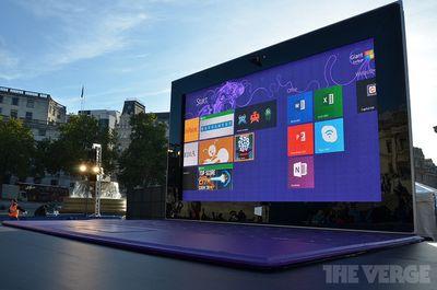 Microsoft создала огромный планшет