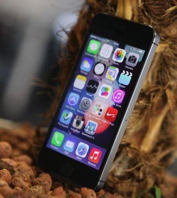 Независимый тест показал_что iPhone 5S - самый быстрый смартфон