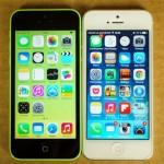 Объемы заказов iPhone 5C будут сокращены