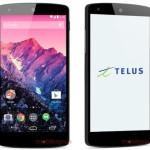 Появились официальные фото смартфона Nexus 5