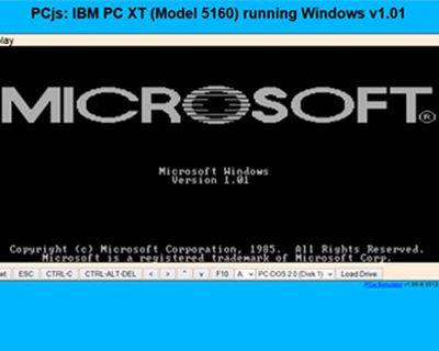 Программист создал эмулятор операционной системы Windows