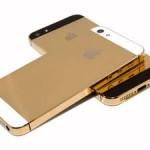 Российским покупателям не хватило iPhone 5 S золотистого цвета