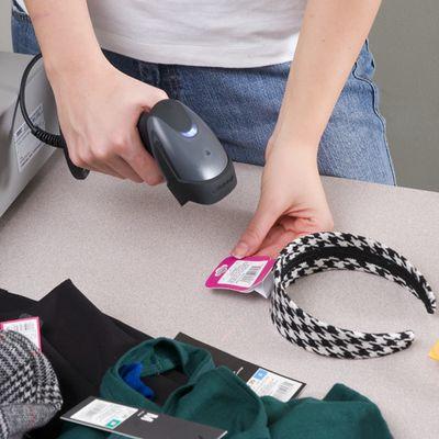 Сканер штрих кодов - гаджет для облегчения работы продавцов