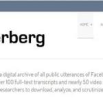 Создан сайт об основателе Facebook