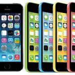 iPhone 5S и 5C появятся в десятках других стран 25 октября