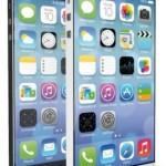iPhone 6 может получить большой дисплей