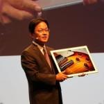 Panasonic представляет планшет с дисплеем на 20 дюймов