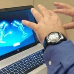 Скоро в продаже появится ноутбук с бесконтактным управлением