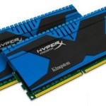 Kingston запустила в продажу новую оперативную память