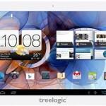 Treelogic представила новый 10-дюймовый планшет