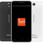 Компания Just5 в начале декабря начнет продажу бюджетного смартфона