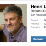 Анри Ламиракс - вице-президент Apple по технологическим вопросам iOS покинул компанию