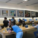 Apple начала набор персонала в новый филиал Apple Store