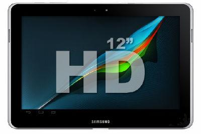 Планшет Galaxy Note 12.2 начал прохождение сертификации