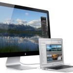 Apple может в скором времени представить новые мониторы Thunderbolt Display