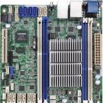 ASRock выпустила материнскую плату для мини-серверов с 12 портами SATA