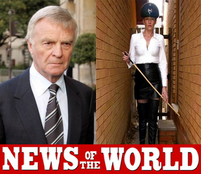 Max Mosley, Paris 2007