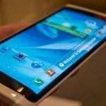 Samsung планирует начать производство трехгранных смартфонов