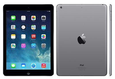 iPad Air  - начало продаж