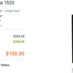 Nokia Lumia 1520 доступна для предварительного заказа через AT&T и microsoft