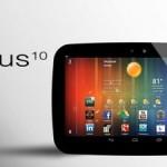 Завтра появится официальный анонс планшета Nexus 10