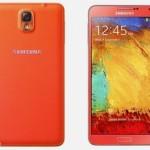 Линейка Galaxy Note 3 получит два новых цвета