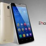 Линейка Huawei Honor будет дополнена бюджетными смартфонами 3X и 3C