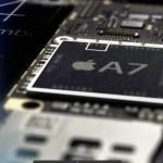 В iPhone 5S установлен процессор A7, произведенный Samsung