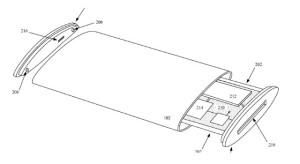 Будущий iPhone 6 будет «упакован» в гибкий дисплей