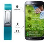 Новый фитнесс-браслет Galaxy Band от Samsung для спортсменов