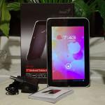 На днях в Украине в продажу поступит бюджетный планшет Genius GP-720