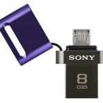 Sony представила флеш-драйв с разъемом microUSB для мобильных гаджетов