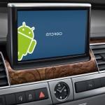 Google и Audi сделают автомобильную электронику на базе Android