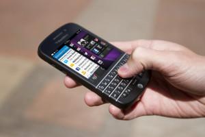 Foxconn примет участие в разработке нескольких смартфонов Blackberrys