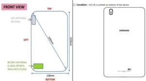 Новые детали о Samsung Galaxy Tab Pro 8.4 от комиссии по связи США