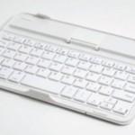 Анонсирована беспроводная клавиатура для iPad Mini