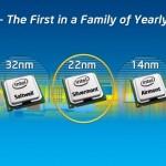 В 2014 году появятся новые процессоры Intel для планшетов