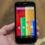 Смартфон Moto G уже можно заказать на Amazon
