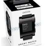 Умные часы Pebble появились на Amazon