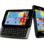 Смартфон LG Optimus F3Q будет оснащен аппаратной клавиатурой