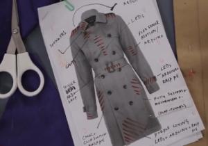 Создано интерактивное пальто, регистрирующее съеденную плитку